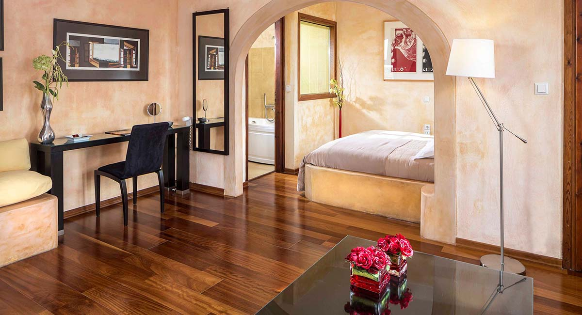 The Petra Hotel Suites