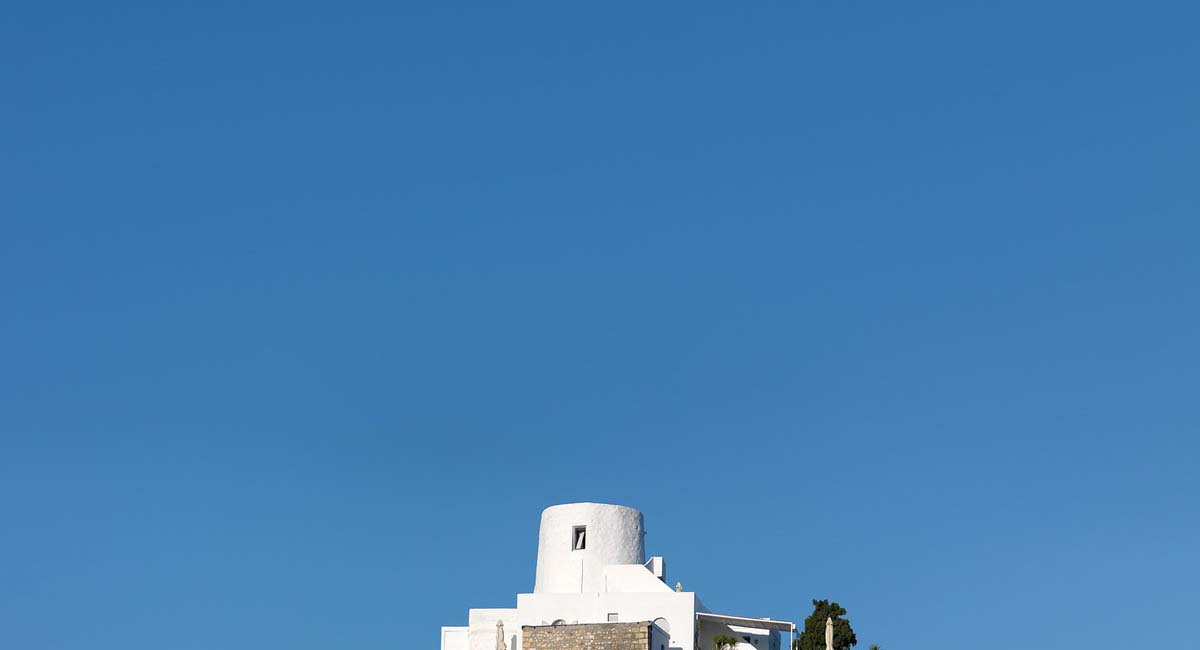 The Windmill Kimolos Cyclades