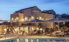 Thirides Beach Resort (incl. auto)