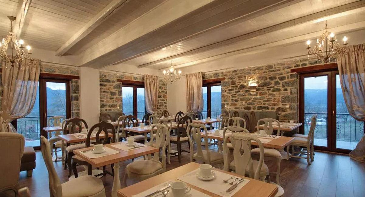 Hotel Thisoa Karkalou