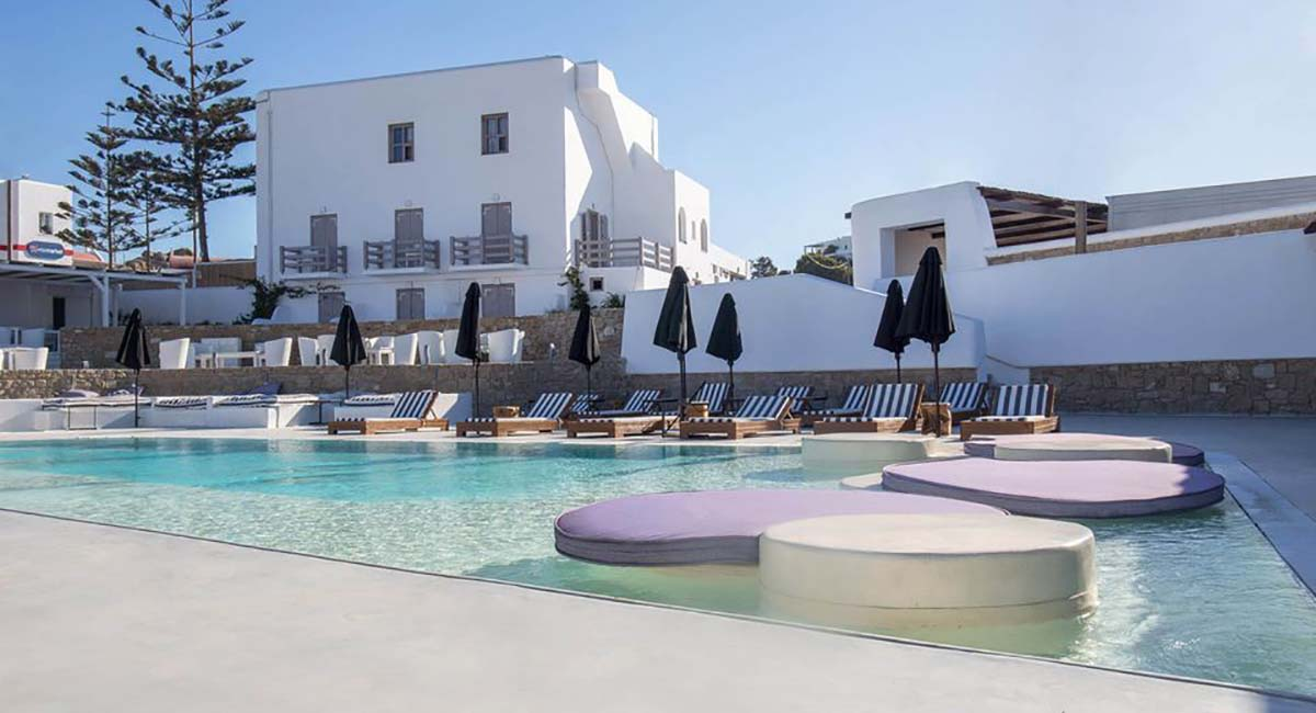 Three Shades Hotel Mykonos