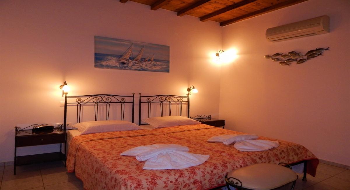 Tinos Suites en apartments