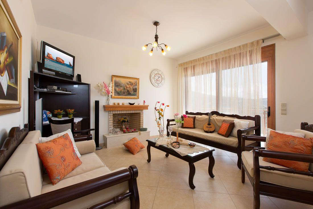 Triopetra Luxury Villas Panagia Rethymnon Kreta