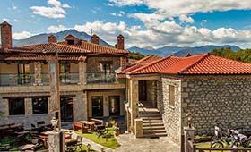 Tsikeli Hotel Meteora (incl. auto)
