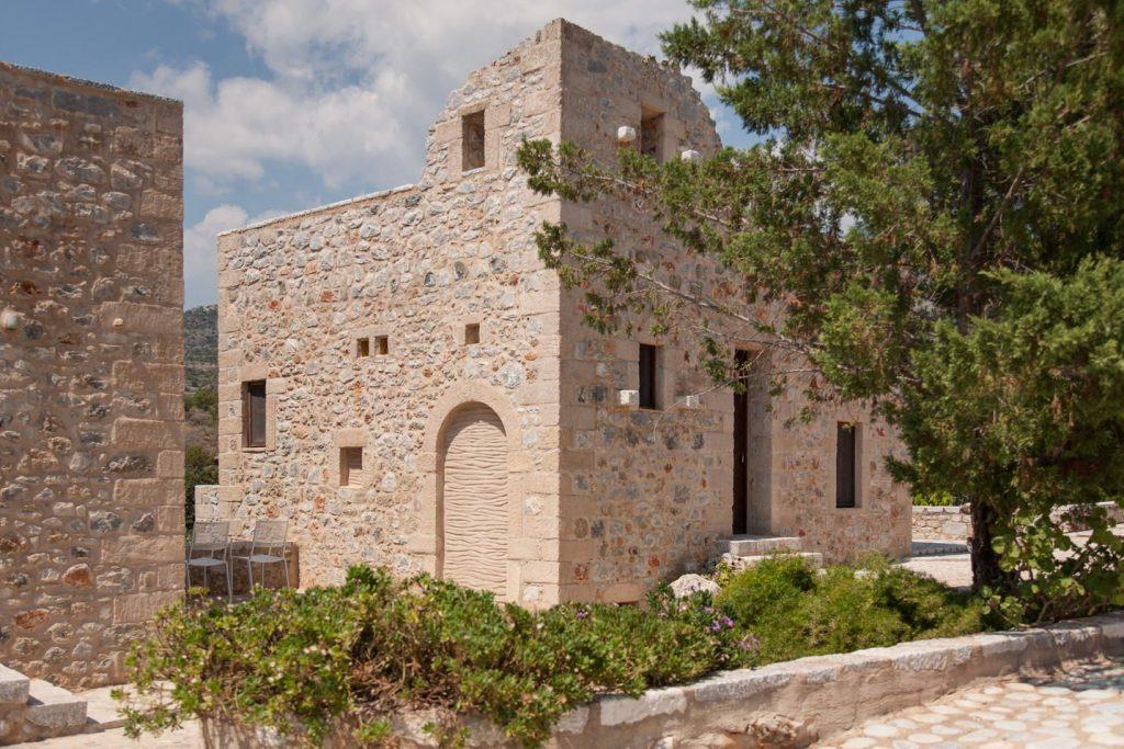 Tzokeika Traditional Settlement Peloponnesos