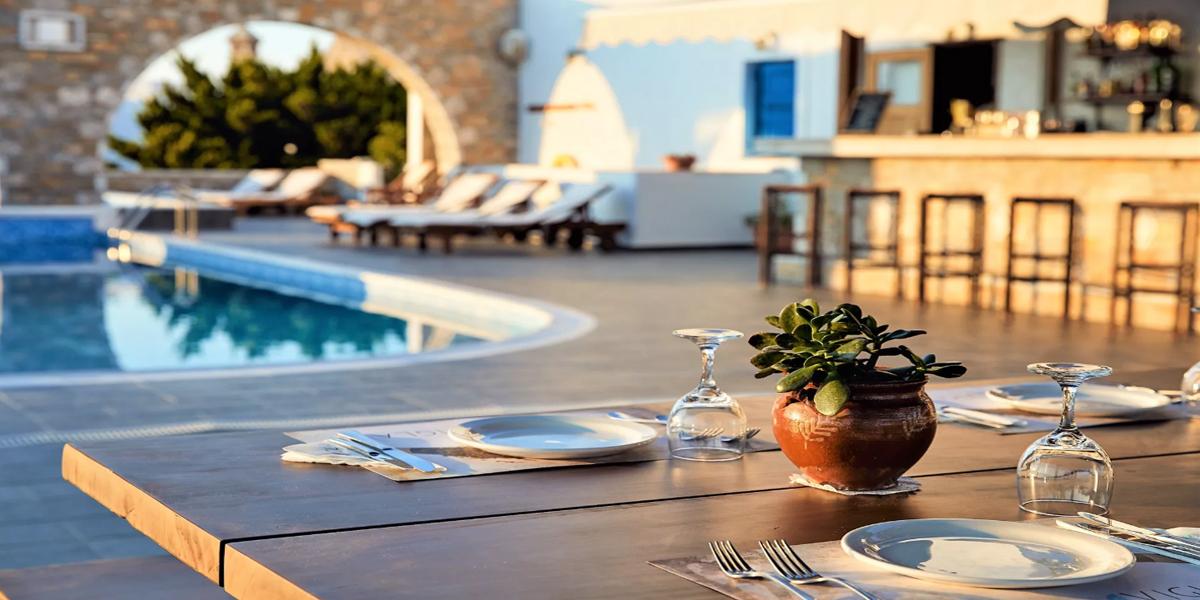 Vigla Hotel Amorgos
