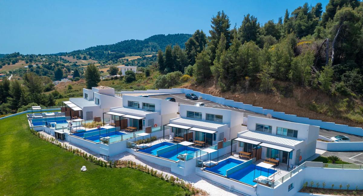 Villa d Oro Chalkidiki