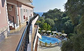 Villa Dorita (incl. auto)