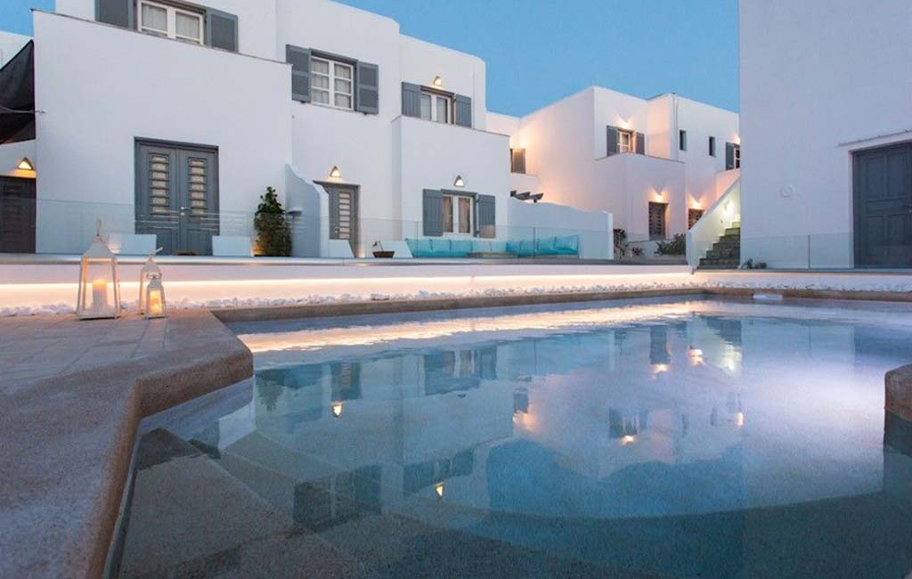 Villa Kelly Rooms Suites Paros