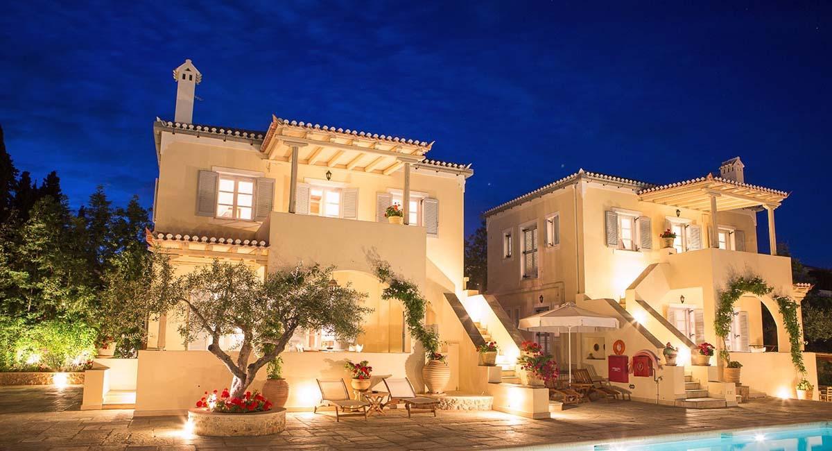Villa Nika Boutique Hotel Spetses