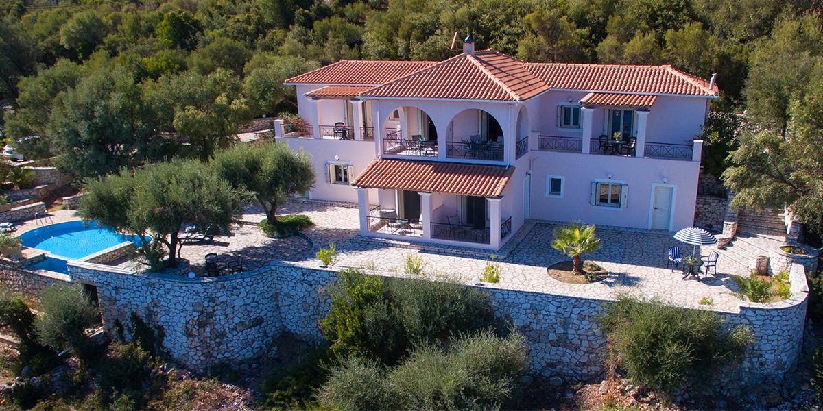 Villa Sophia Syvota Lefkas