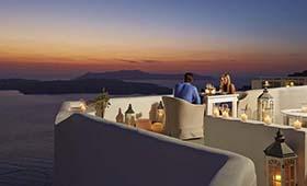 Volcano View Hotel Santorini