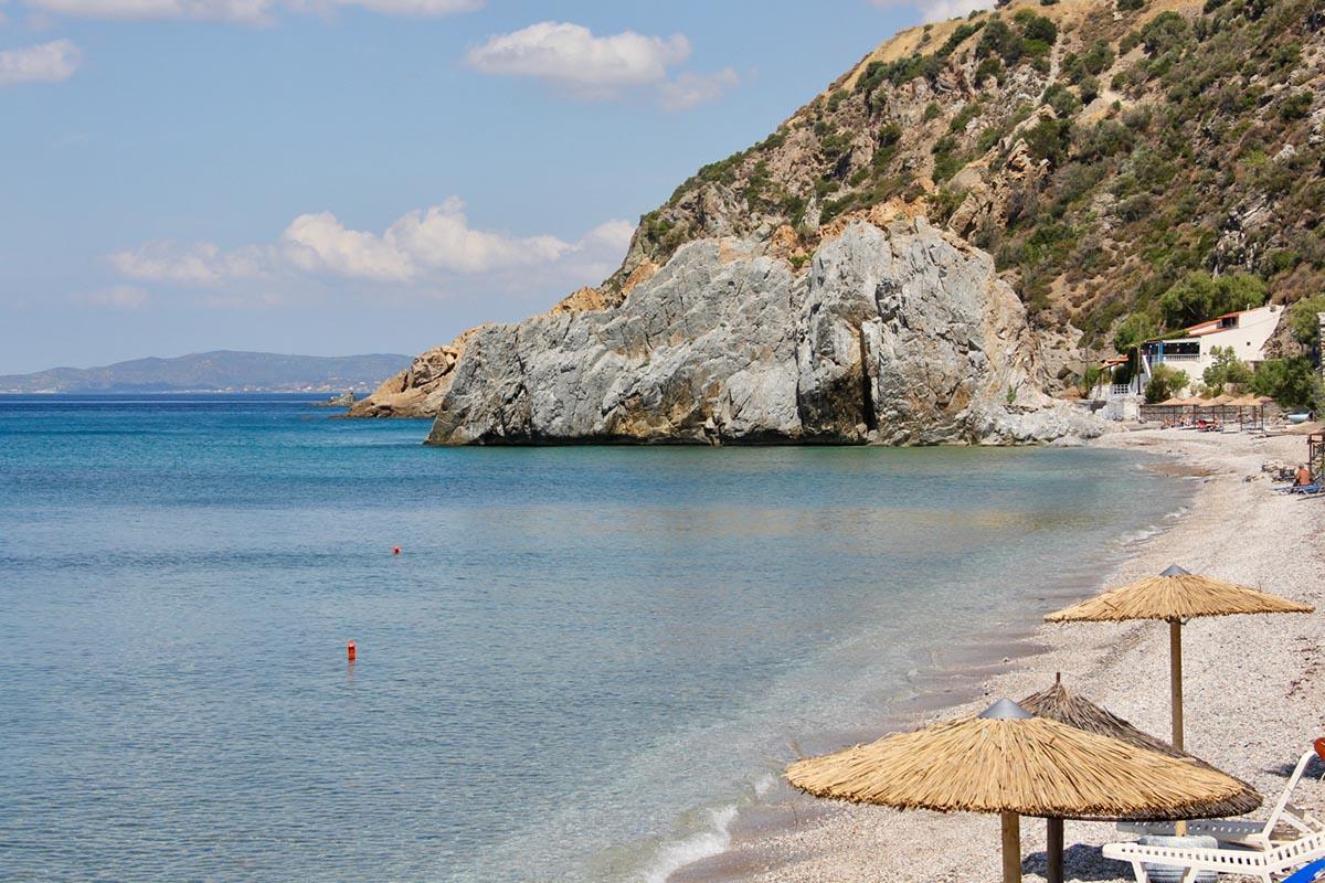 Wandelen op Lesbos