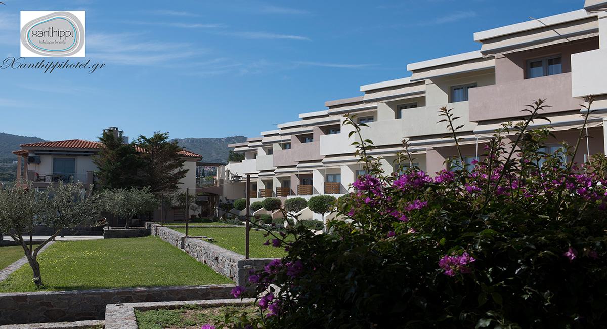 Xanthippi Hotel Aegina
