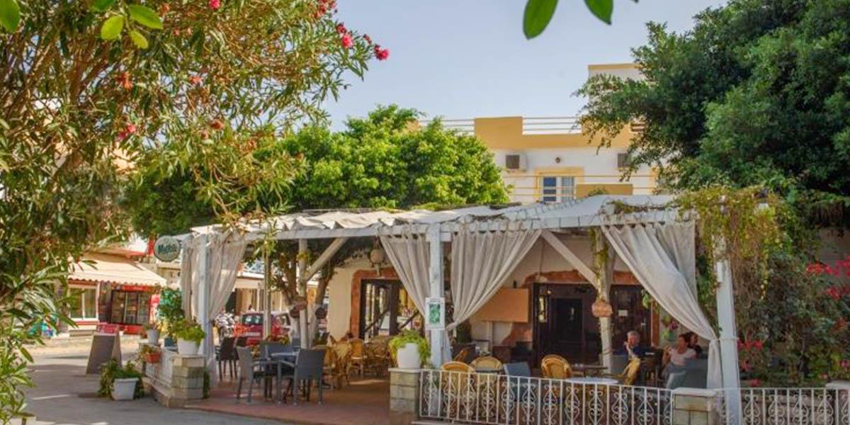 Zafiria Hotel Matala