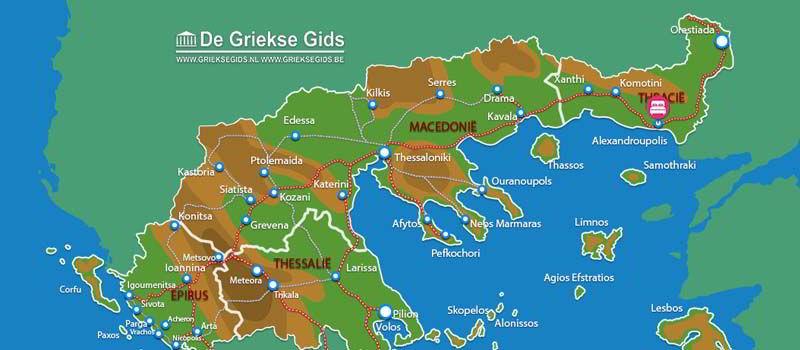 Waar ligt Grand Hotel Egnatia (incl. auto)?