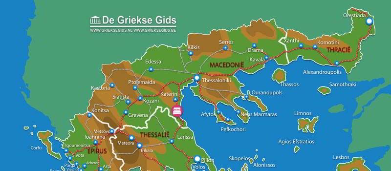 Waar ligt Olympus Mediterranean (incl. auto)?