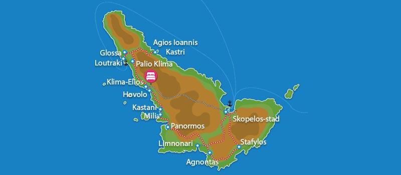 Waar ligt Elios Holidays Hotel?